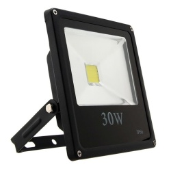 Water Proof LED Flood Light Outdoor 30W (Black)