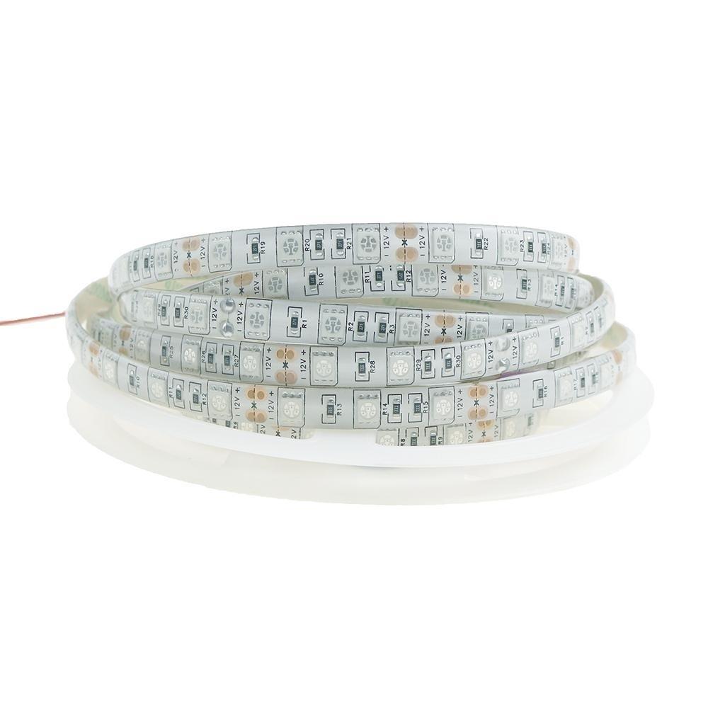 Waterproof 5Meter 5050 LED Strip Plant Grow Lights DC12V 300leds 3R1B 3:1  Red Blue light for Greenhouse Hydroponic Full Spectrum XR - intl