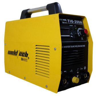 Weldtech TIG-200A TIG/ARC DC Inverter Welding Machine