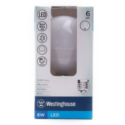 Westinghouse Non Dimmable Soft White LED Bulb (485 Lumen)