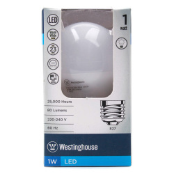 Westinghouse Non Dimmable LED Bulb (80 Lumen)