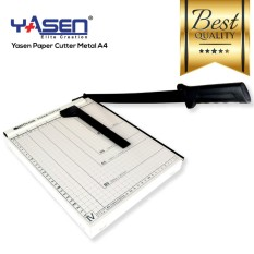 Yasen Paper Cutter Metal A4 By Crystal Image.