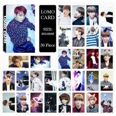 BTS Bangtan Boys WINGS JUNGKOOK Photo Album LOMO Cards Self Made Paper Card HD Photocard LK428