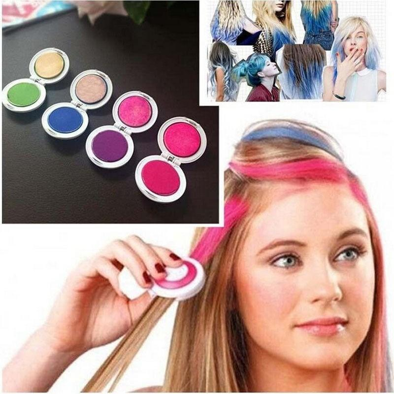 Bonbon Shop Hc003 Cosmetics Ya Shi Nuo Temporary Hair Chalk By Bonbons Shop.