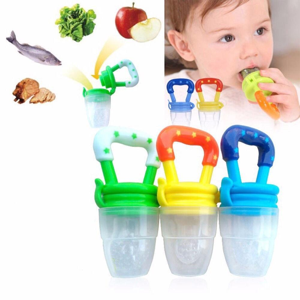 Cici Baby Pacifier Fresh Food Fruit Nibbler Feeder Nipple Feeder By Cici Shop.