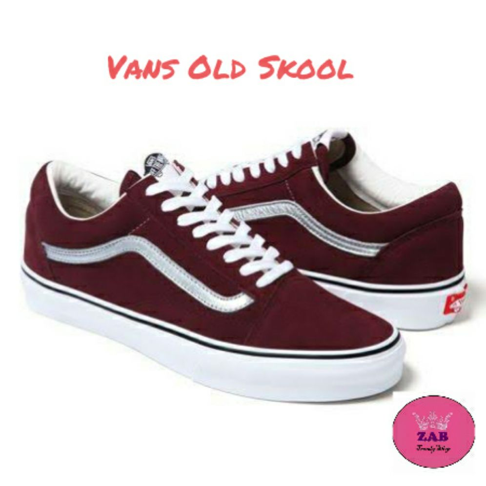 MPO Shoes Brand New Vans Old Skool