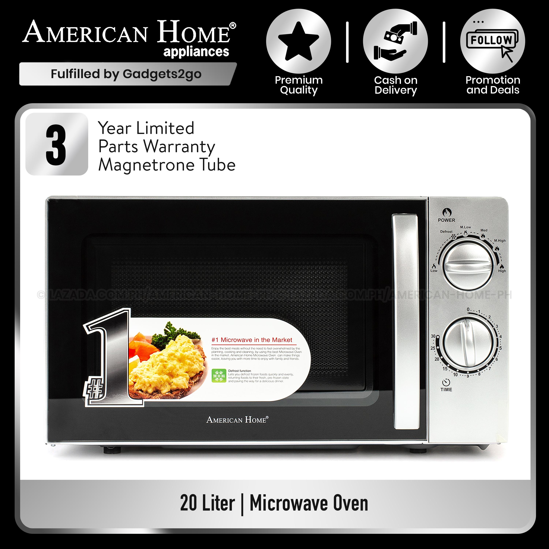 American Home Microwaves Online