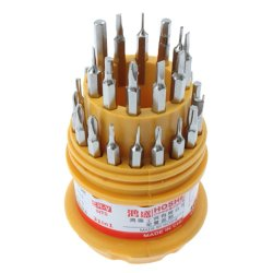 31 in 1 Precision Torx Screwdriver Kit