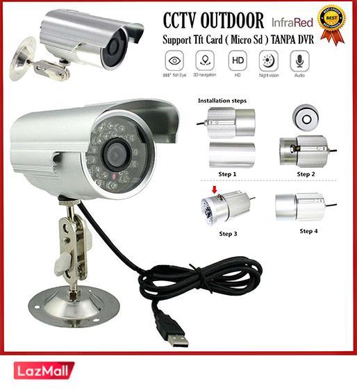CCTV 720P Portable Micro SD CCTV MICRO SD CCTV OUTDOOR 600VTL CCTV
