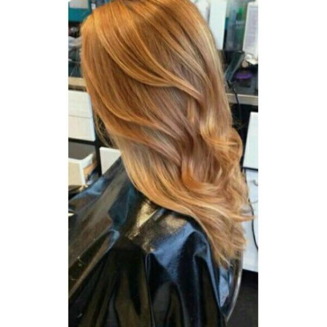 Bremod Hair Color 8 0 Light Blond
