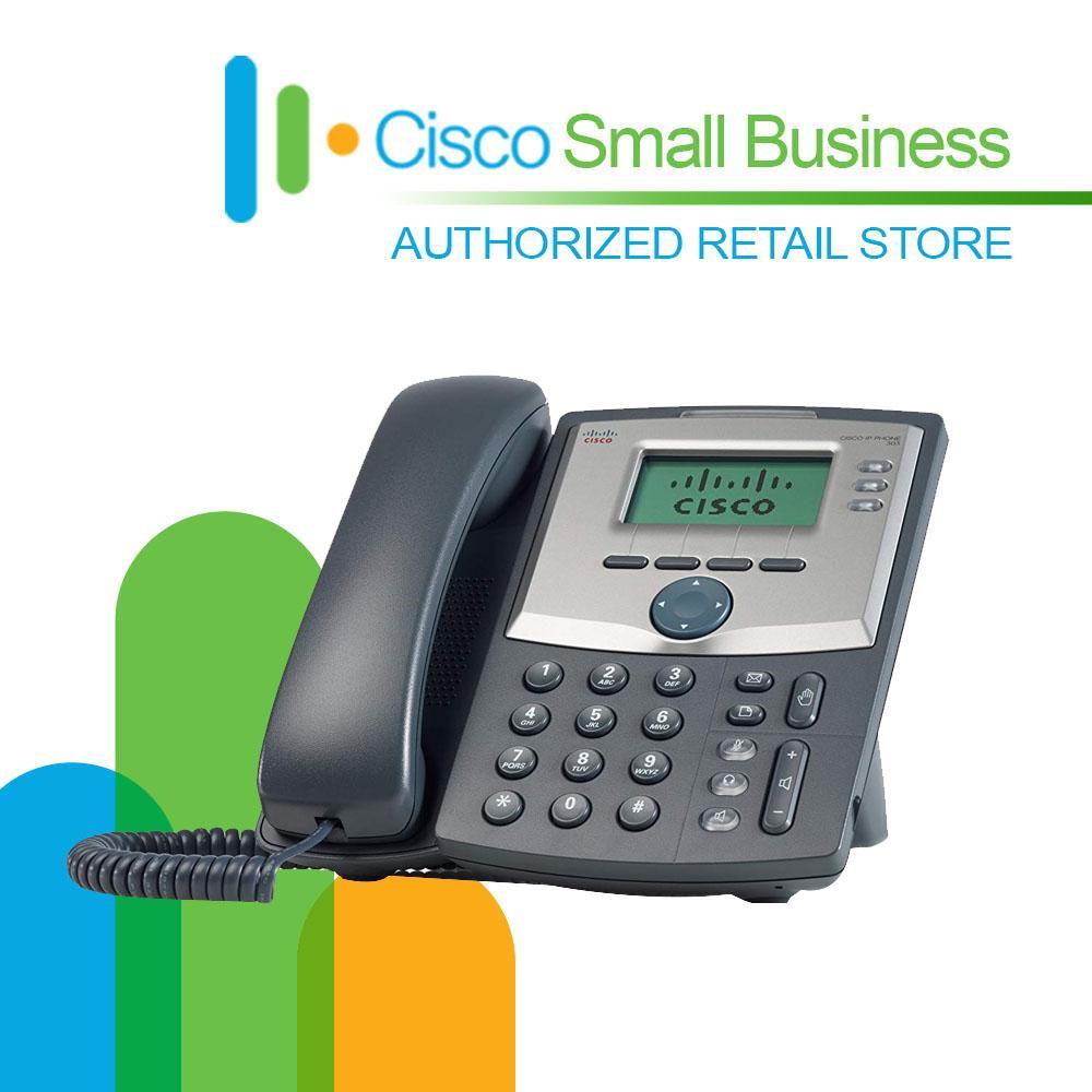 Cisco SPA303 3 Line IP Phone