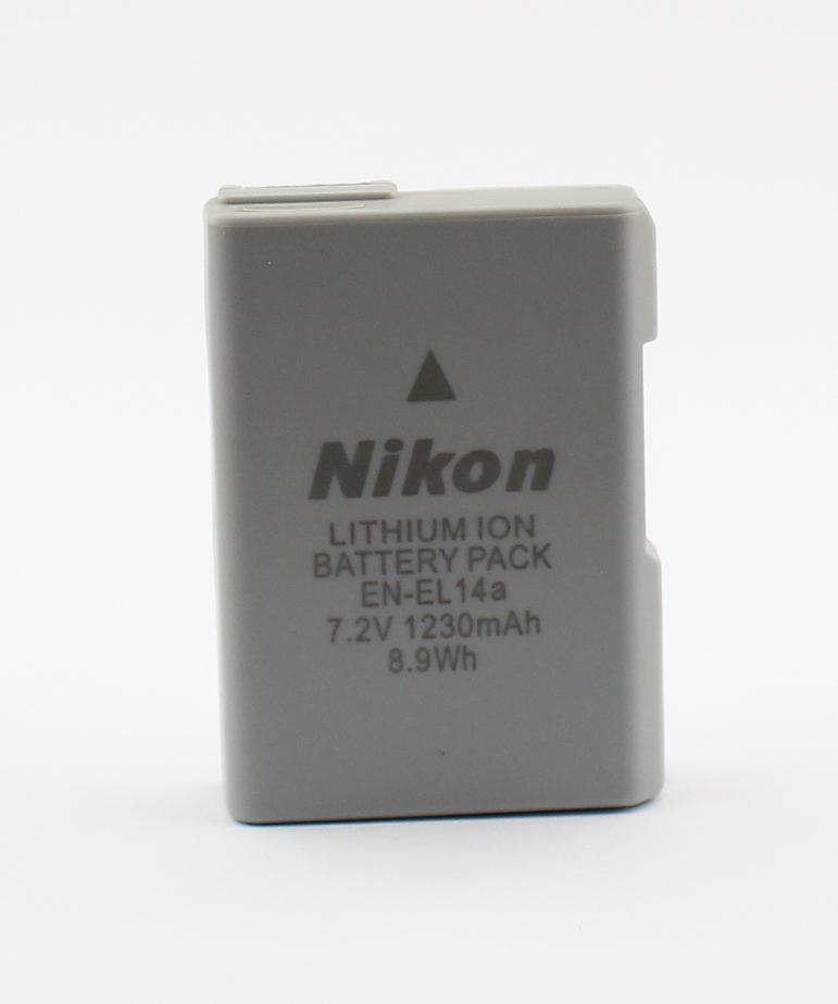 Nikon EN - EL14a or EN EL 14a Battery r For NikonD3100, D3200, D3300,  D3400, D3500, D5100, D5200, D5300, D5500, D5600, Df DSLR, Coolpix P7000,  P7100,