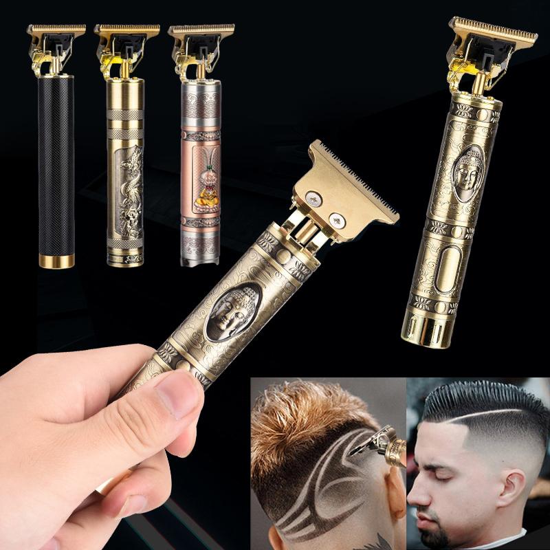 Xinyi3 Tông đơ cắt tóc Retro, tông đơ điện, tông đơ cắt tóc có thể sạc lại giá rẻ