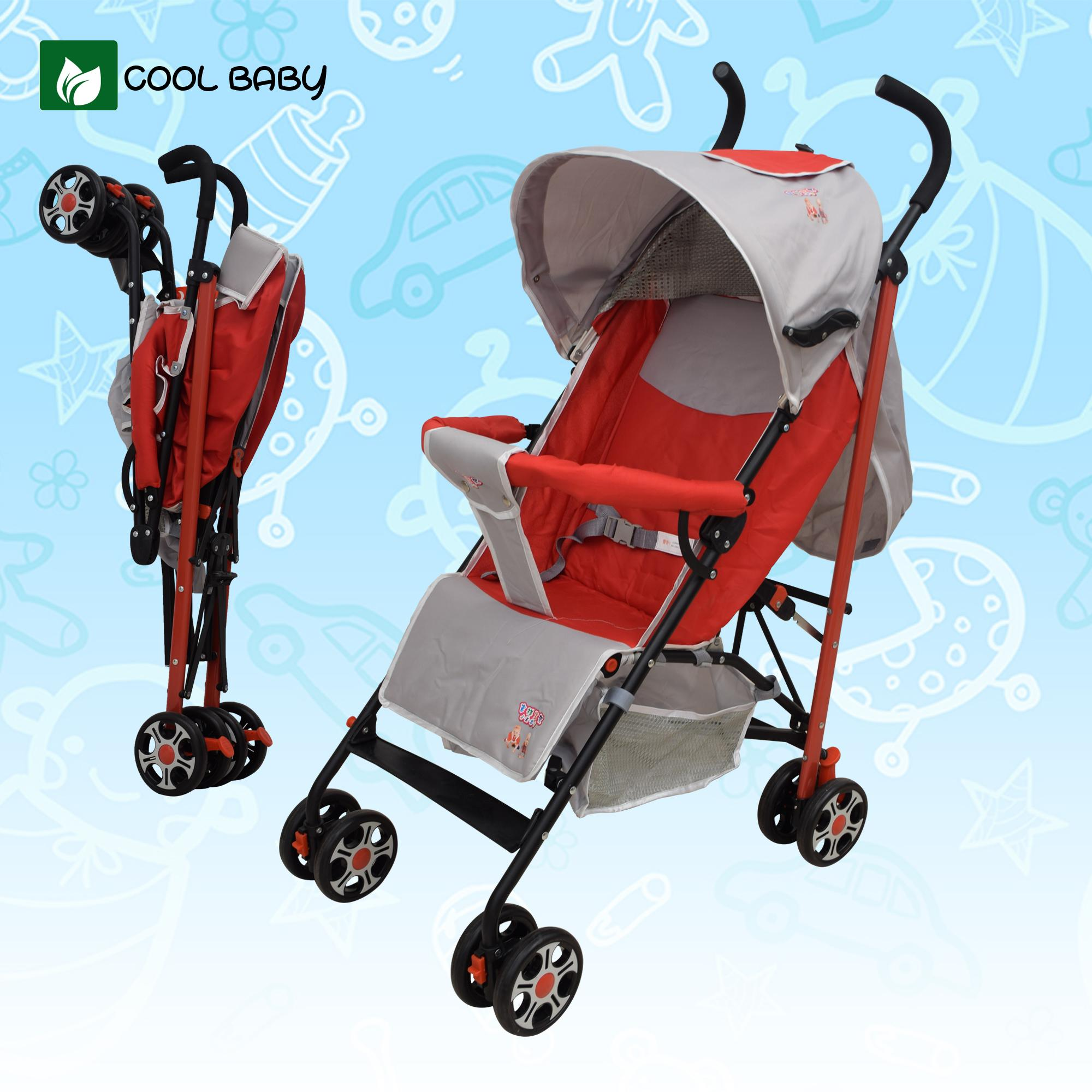Cool Baby 818 Baby Stroller Portable Folding Infant Umbrella Stroller By Cool Baby.