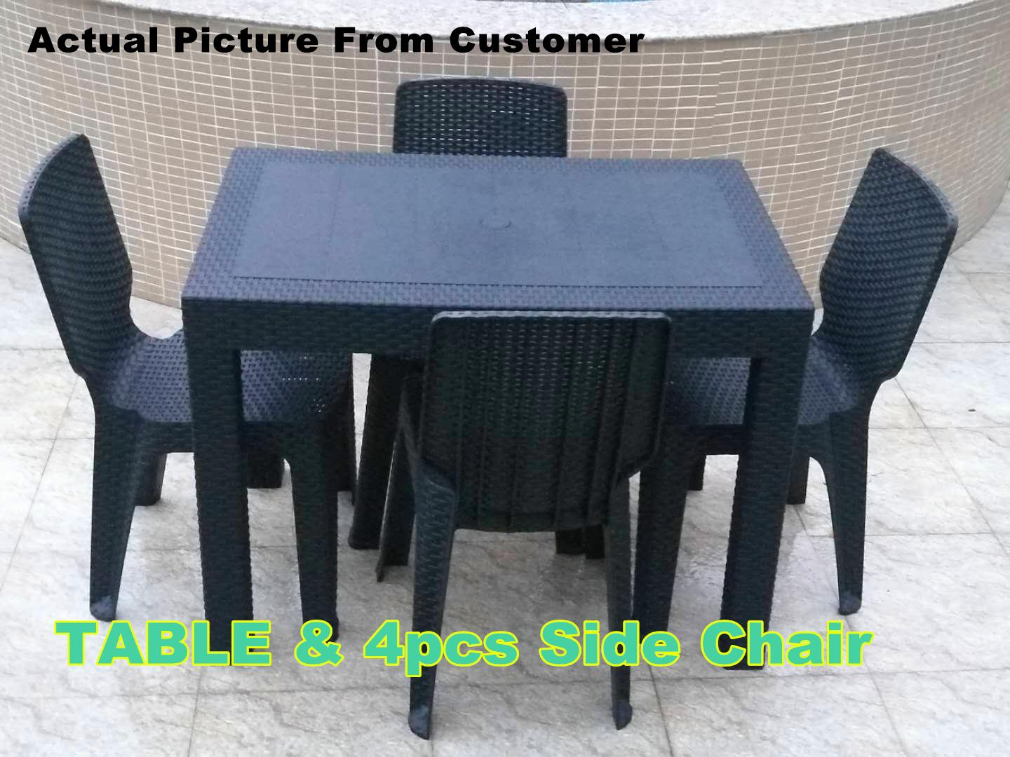 Lazada Philippines & DINING TABLE SET (24x38\