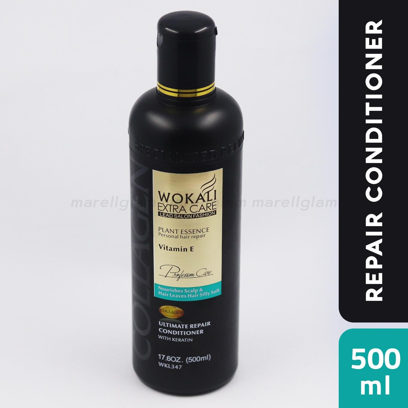 Ultimate Instant Hair Repair Conditioner Collagen By Wokali Heal Dry Scalps Repair Damaged And Frizzy Hair Lazada Ph