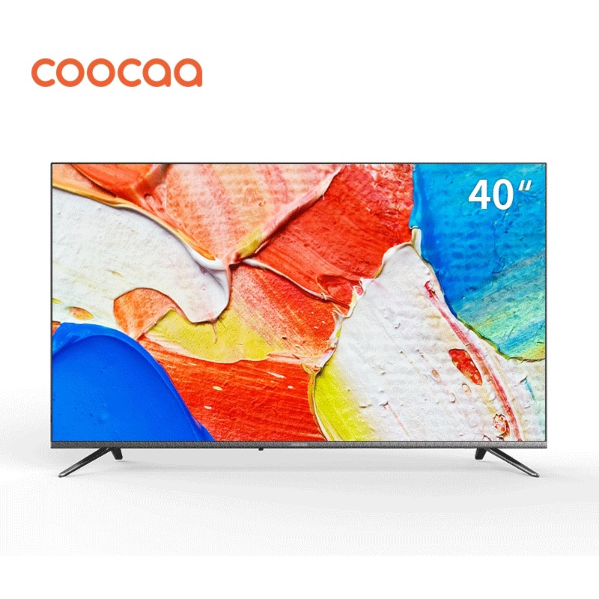 33dcb5e4ca8 COOCAA 40 Inch Smart Netflix Built-In Frameless FHD LED TV -Slim Wifi (