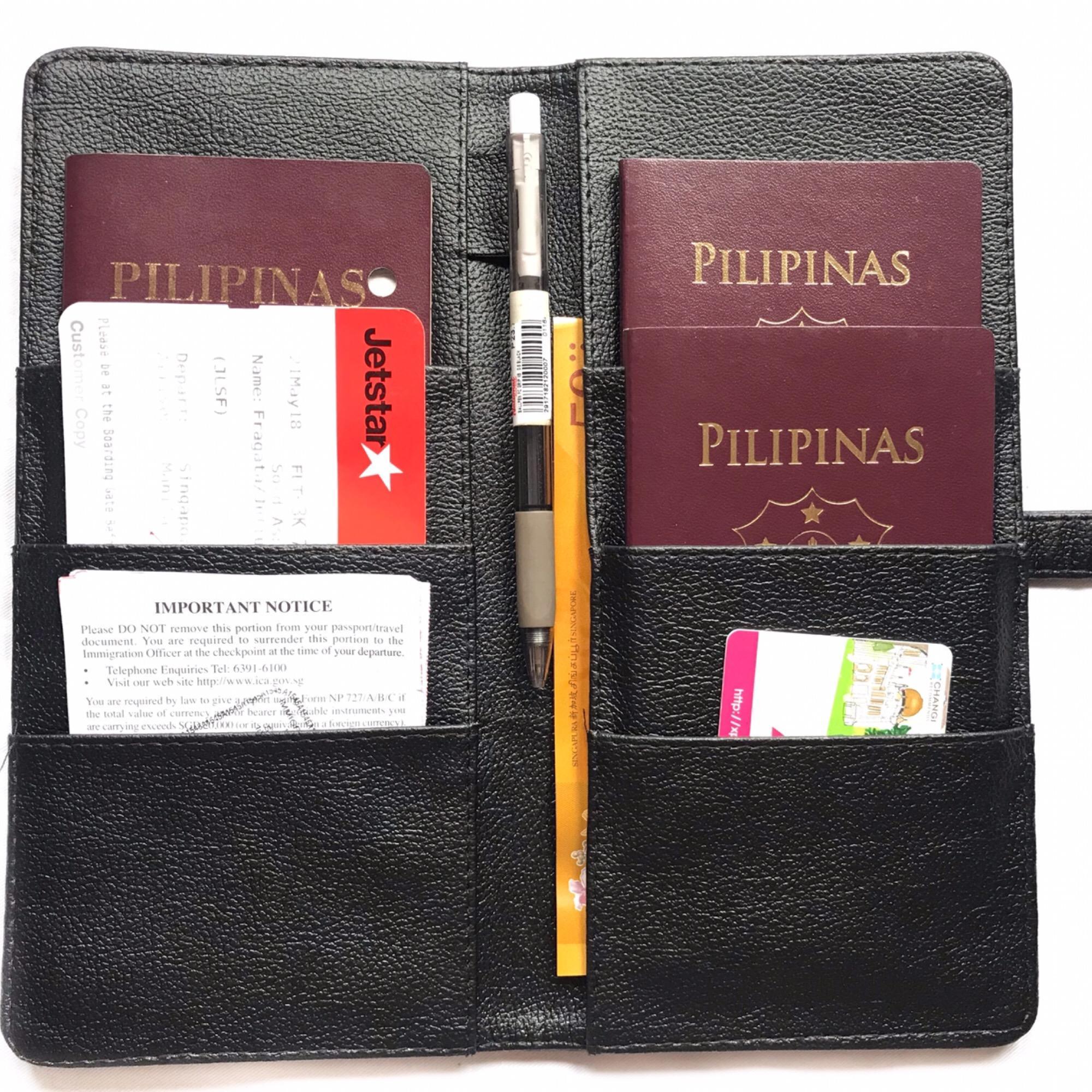 cfaf35cf119c Passport Covers for sale - Passport Holders Online Deals & Prices in ...