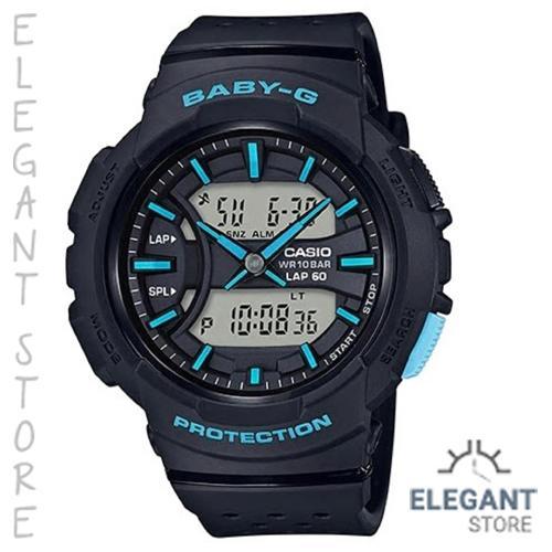 2a271e9bd0a59 Philippines. Casio Baby-G BGA-240-1A3 Mineral Glass Women s Watch   BGA-