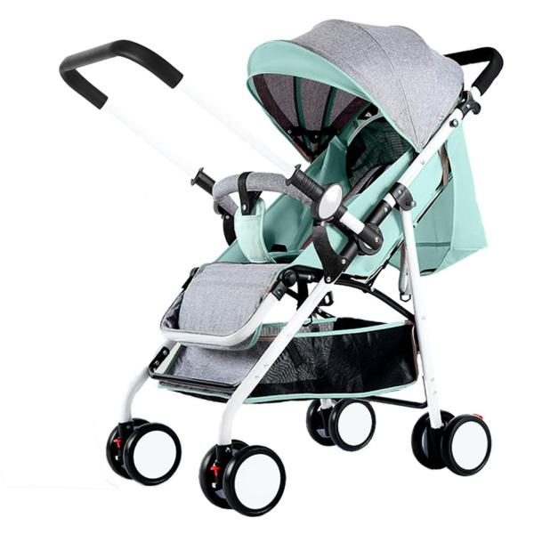 Demeis Baby Infant Umbrella Stroller Folding Shock-proof Lying Sitting Singapore