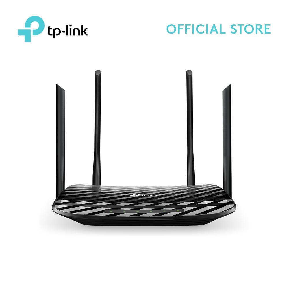 TP-Link Archer A6 AC1200 Wireless MU-MIMO Gigabit Router