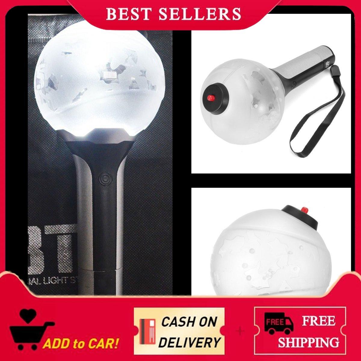 KPOP BTS ARMY Bomb Light Stick Bangtan Boys Group Concert Lamp Lightstick Hot - intl