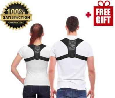 Accuback Posture Corrector + Free Gift By Pop Camp Ph.