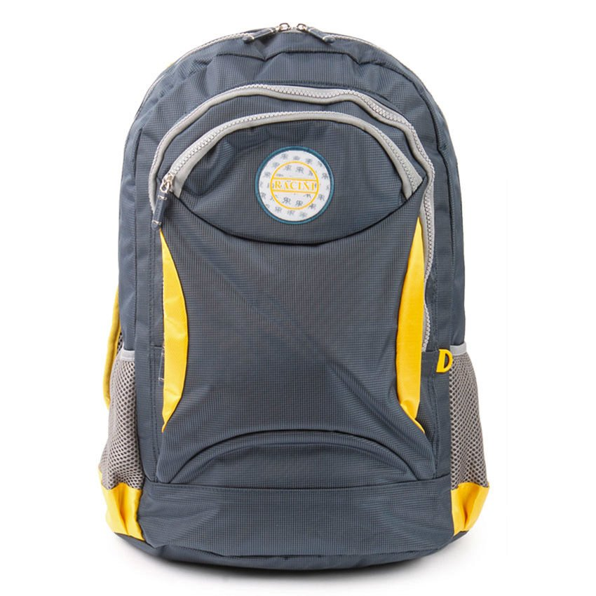 Racini 3-733 Backpack (Gray/Yellow) product preview, discount at cheapest price