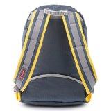 Racini 3-733 Backpack (Gray/Yellow) - thumbnail 1