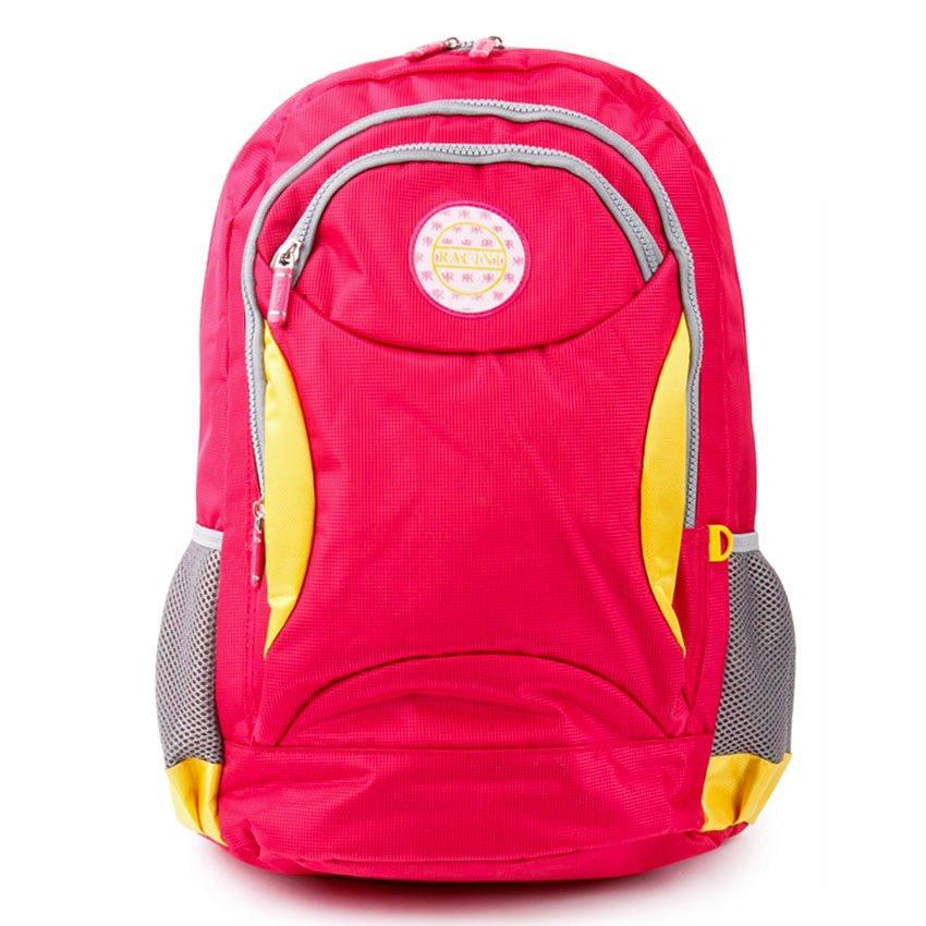 Racini 3-733 Backpack (Pink/Yellow) - thumbnail