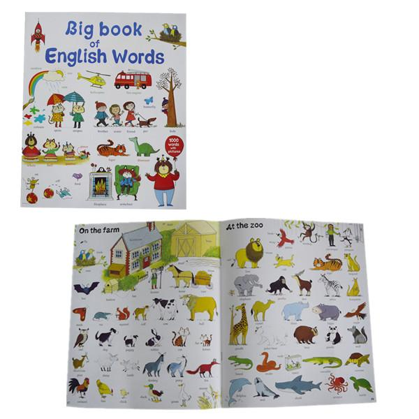 Big Book Of English Words By Luxxe Angels.