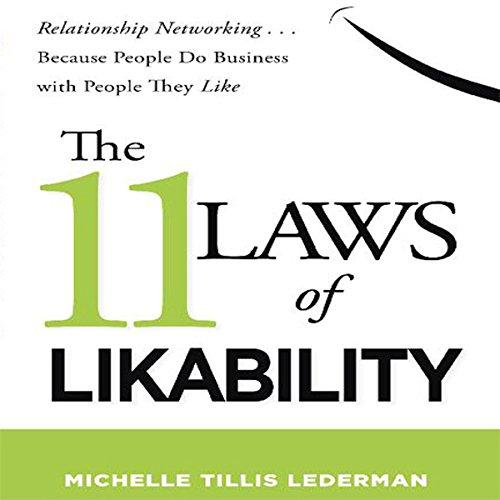 [audiobook] The 11 Laws Of Likability By Audiobooks.