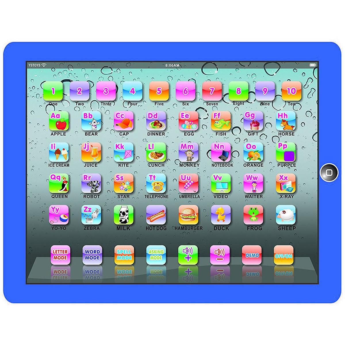 Keimav Ypad Multimedia Learning Computer Toy Tool (blue) By Mp-Keimav.