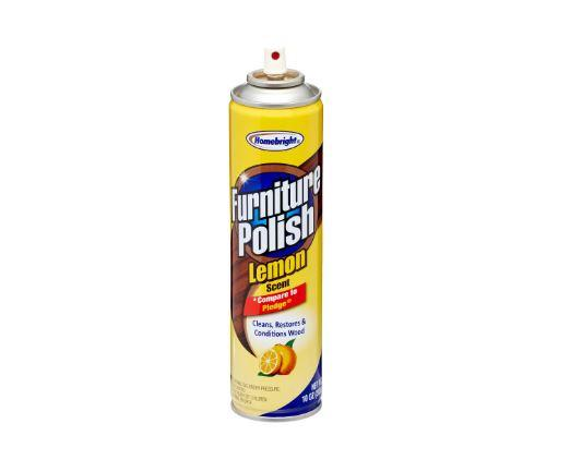 Home Bright Furniture Polish, Lemon, 10 Oz By Always Below Retail Price Shop.