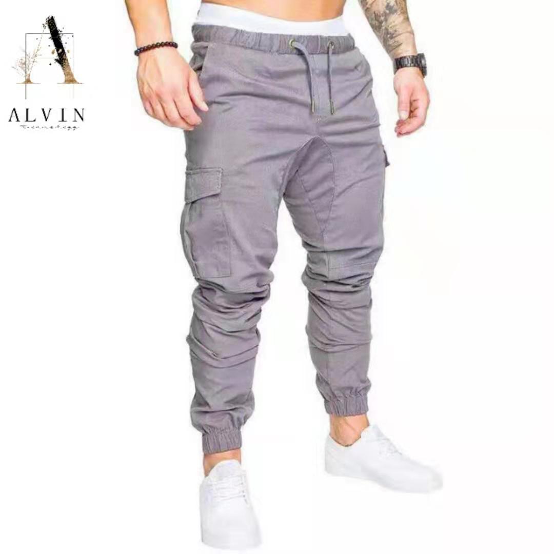c91021fc74 ALVIN# Men's 6 pocket jogger pants