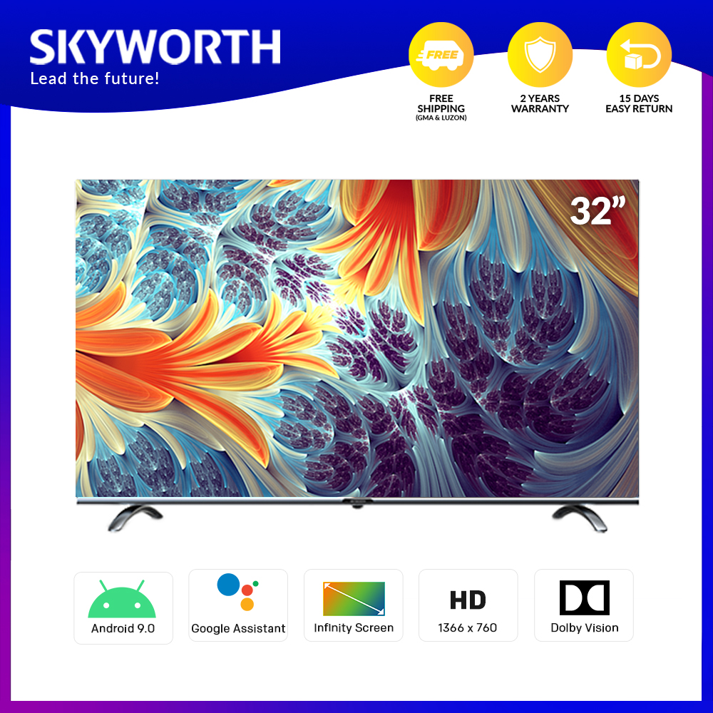 Buy Skyworth Smart Televisions Online | lazada.com.ph