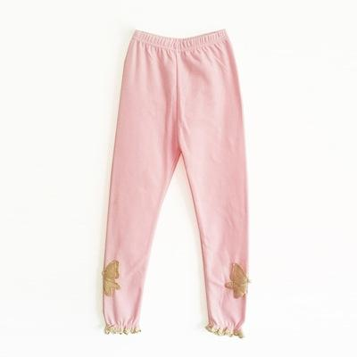 caeb1e2f144d Mommyland K052 Kids 2-8Y Princess Sweet Candy Leggings For Girls Spring New  Arrival Cotton