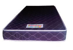 Primetex Foam Mattress with Quilted Cover (Blue)