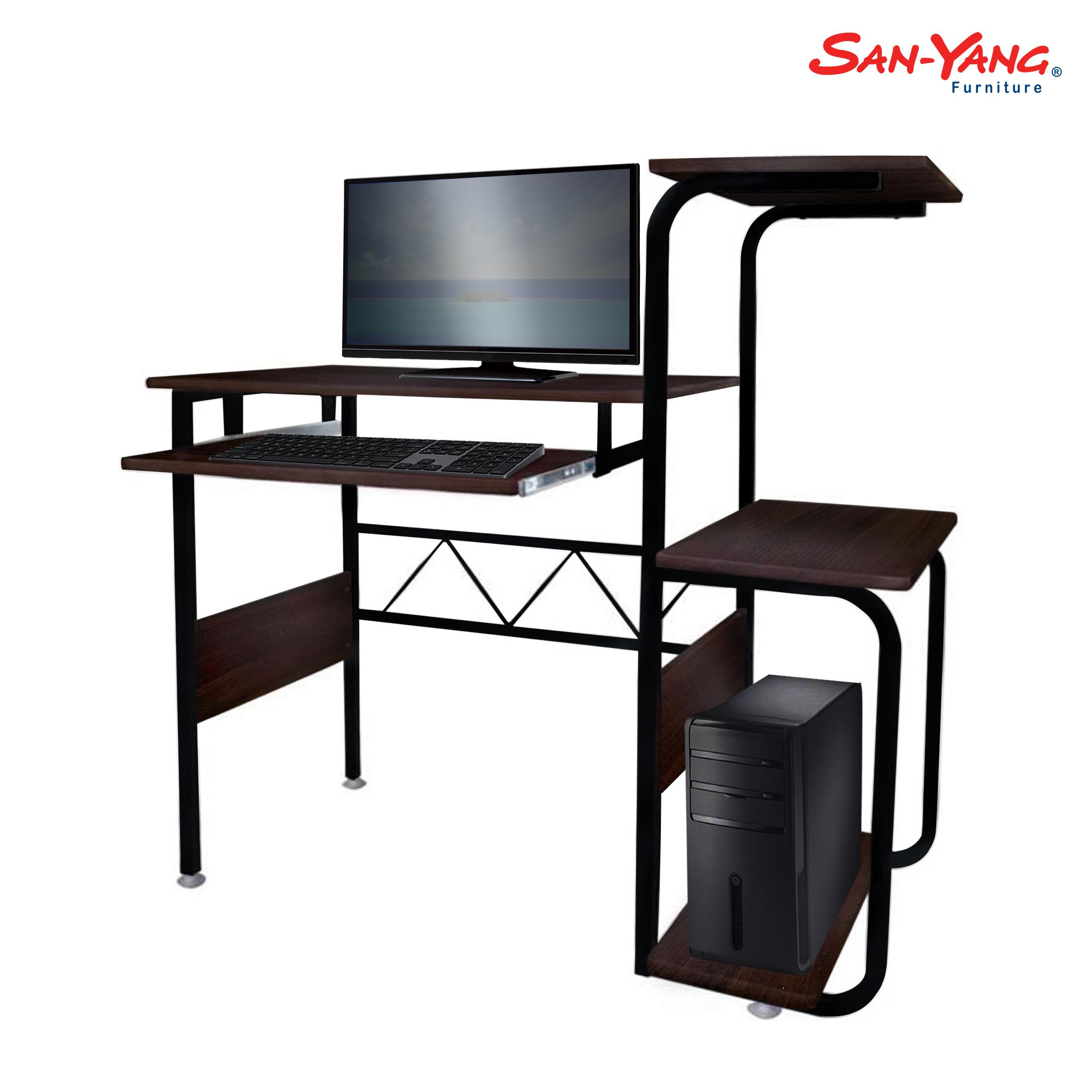 Office Furniture 2018 Notebook Computer Desk Bed Learning With Household Lifting Folding Mobile Bedside Table Home Writing Desktop Computer Desk Furniture