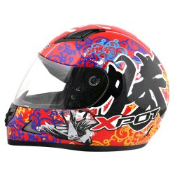 888 Street by Xpot Victory Adult Helmet (Multicolor)