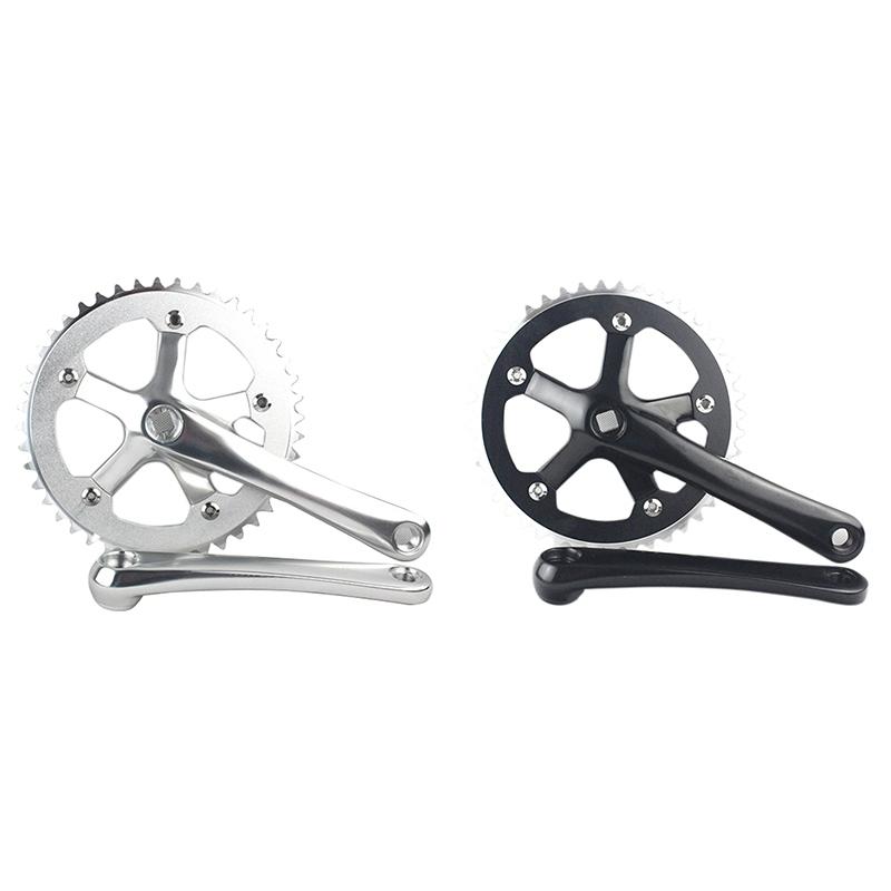 Phân phối Forged Alloy Crank Arm Length 170mm for MTB & Road Bicycles Folding Crankset Bike Parts BCD130mm