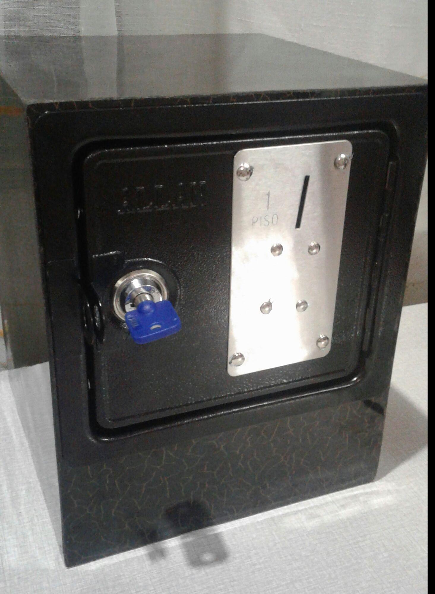 Coin Box Alkancia Vault By Niyahandmades.