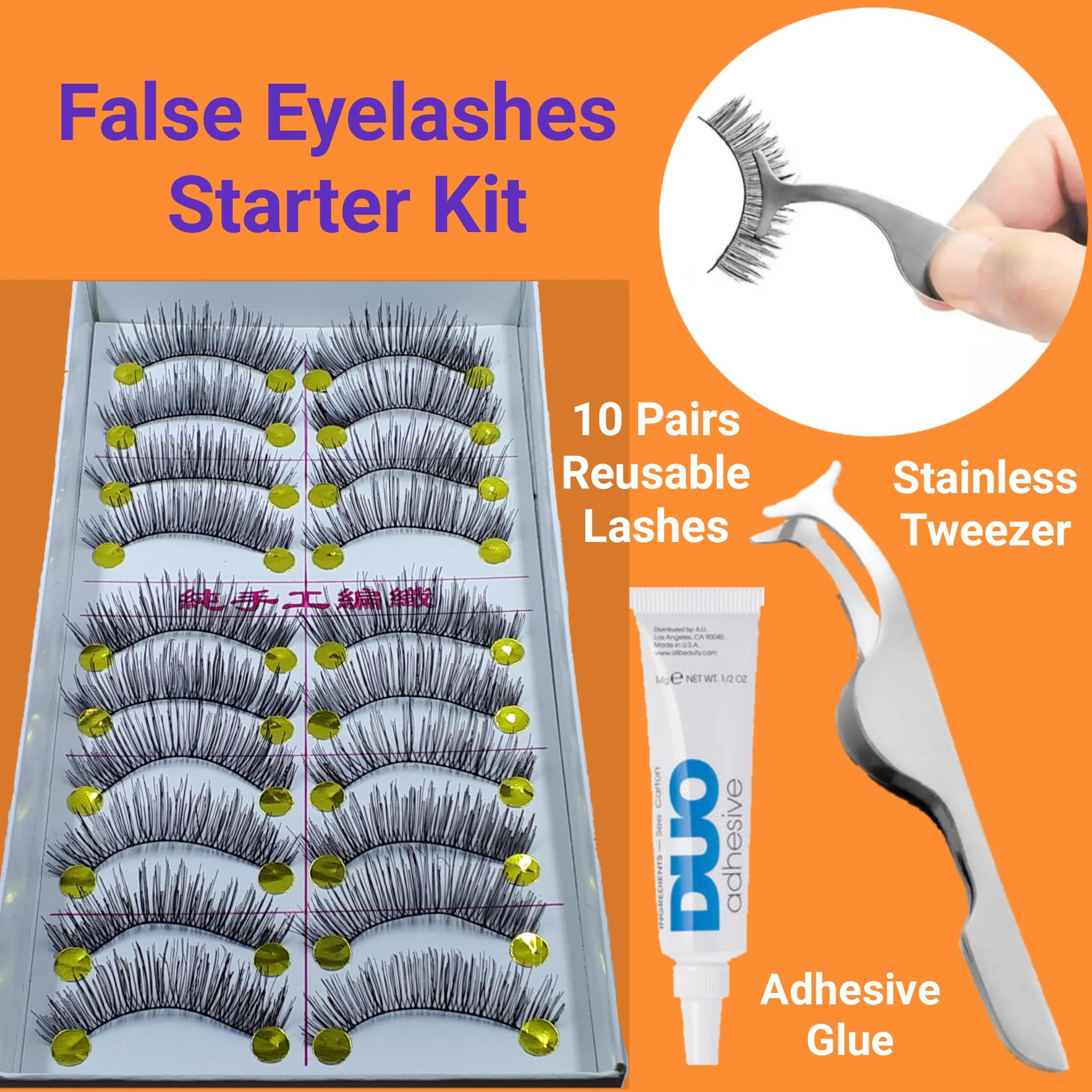Seller Picks. False Eyelashes Starter Kit