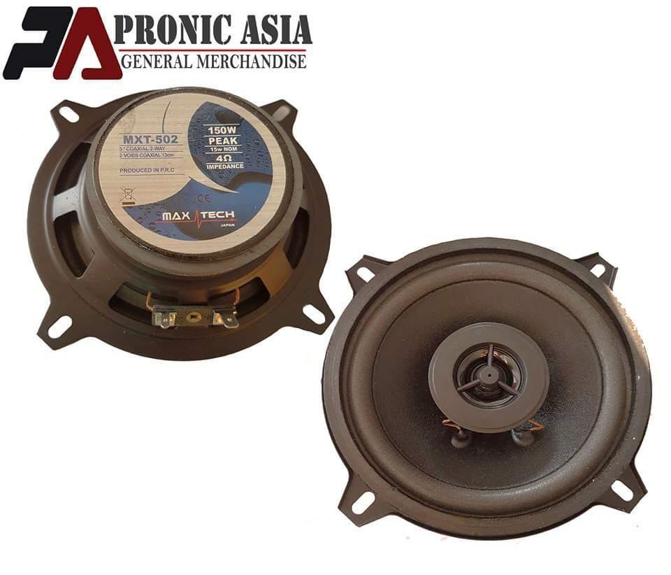 Maxtech MXT-502 2 way 150 watts Car Speaker (Sold per pc)