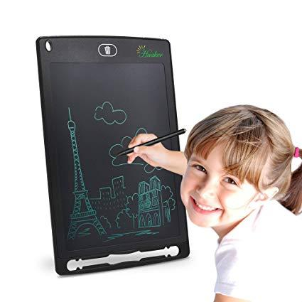Allinall.mart 8.5 Inches Lcd Writing Tablet Electronic Drawing Writing Board Portable Magnetic Ewriter, Digital, Handwriting For Kids Adults (black) By Allinall.mart.