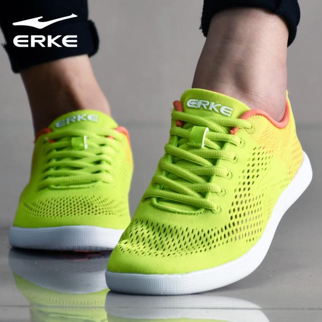 Giải Phóng Mặt Bằng Mã ERKE Giày Nữ Giày Tennis Chống Mài Mòn Chống Trượt Giày Lưới Thoáng Khí Giúp Giày Thể Thao giá rẻ