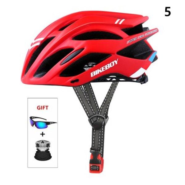 Mua Mũ Bảo Hiểm Xe Đạp Mũ Bảo Hiểm Xe Đạp Siêu Nhẹ Mũ Bảo Hiểm Xe Đạp Đúc Nguyên Khối Casco Ciclismo Mũ Bảo Hiểm Xe Đạp Leo Núi Đường Trường 56-62 Cm