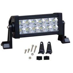 36W LED Light Bar 3600LM CREE 30° Spot Working Lighting (Black)