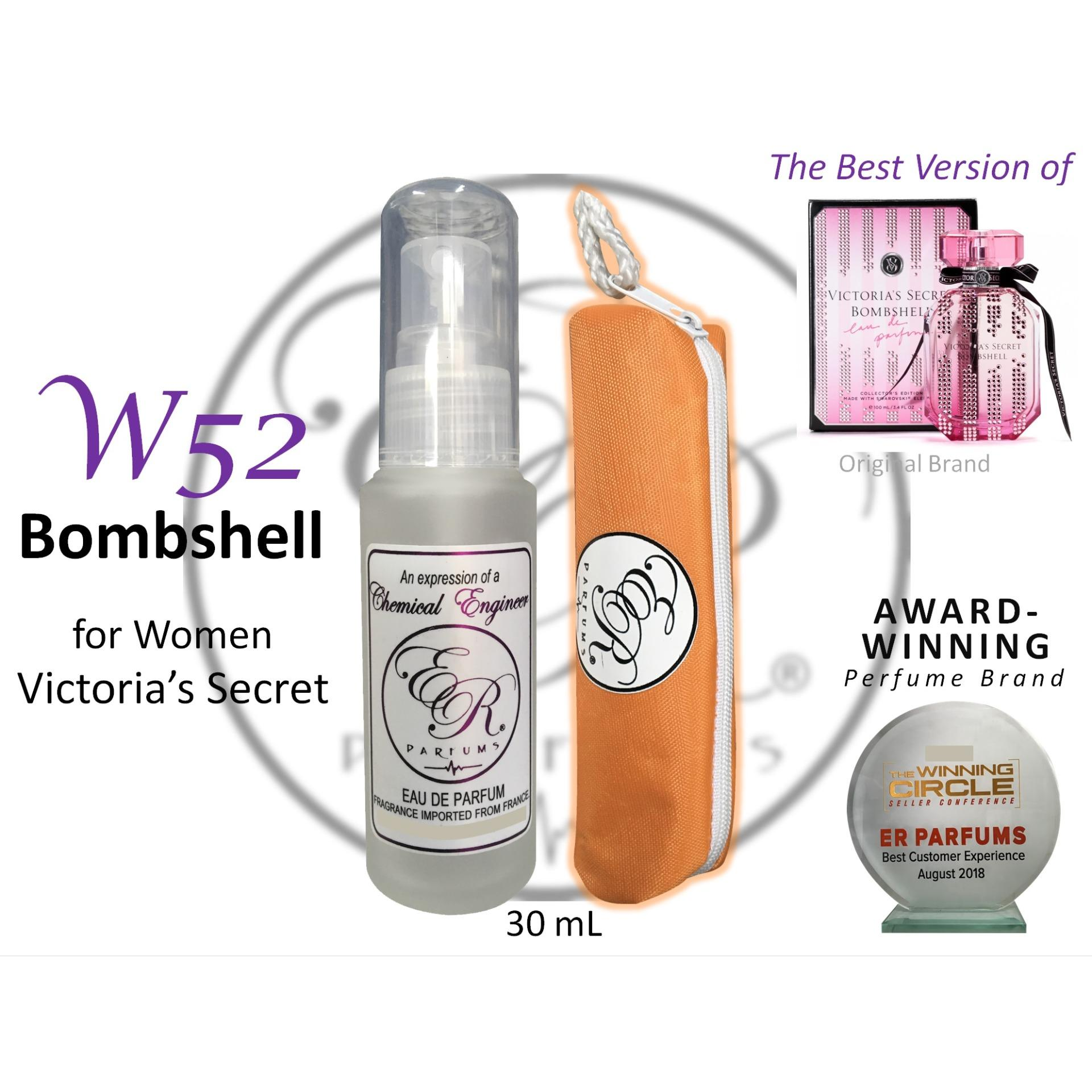2f516ee51d7f ER PARFUMS W52 Bombshell for Women by Victoria s Secret 1 piece 30 mL  perfume with free