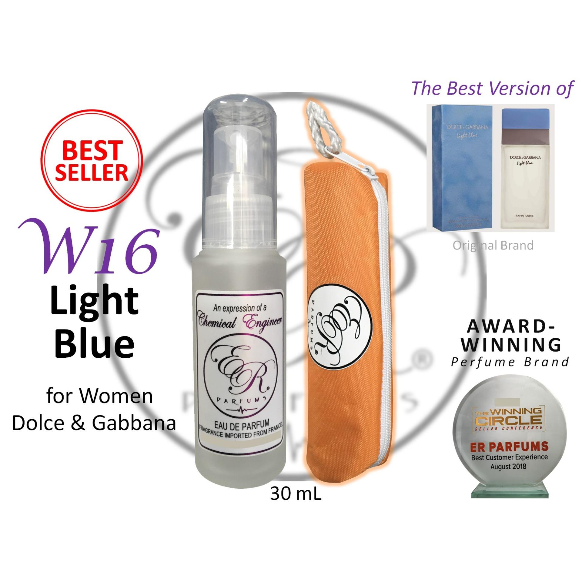 7650592fe6d62 ER PARFUMS W16 Light Blue for Women by Dolce   Gabbana 1 piece 30 mL perfume
